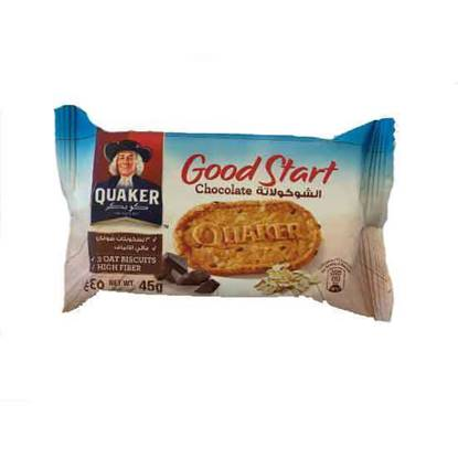 Picture of Quaker Good Start Chocolate 45 GM