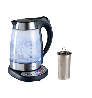 Picture of Domoclip Tea pot kettle variable temperature - Capacity 1.7 L-2200W