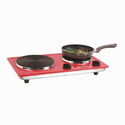 Picture of Domoclip Electric Double Cooking Plate