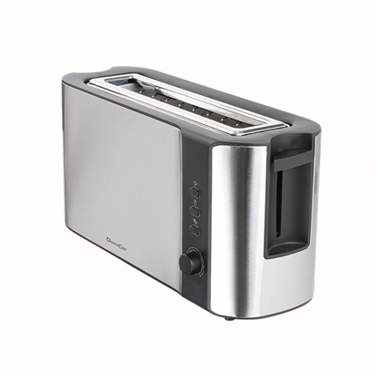 Picture of Domoclip Large Slot Stainless Steel Toaster