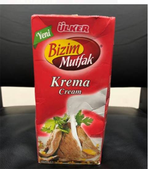 Picture of Ulker Whipping Cream 35%fat  -12x1ltr-Turkey