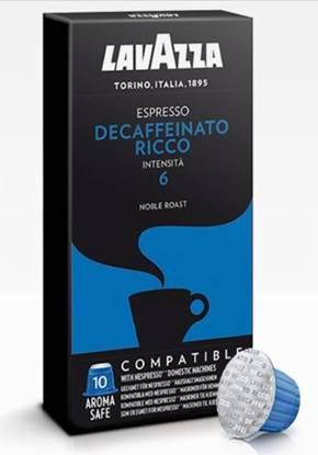 الصورة: لافازا كبسولة قهوه بدون كافيين ريكو