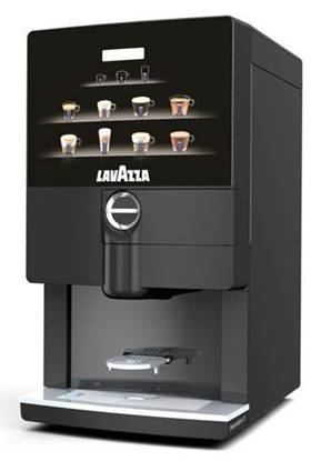 الصورة: لافازا ماكينة قهوه