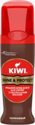 Picture of Kiwi Shoe Polish Liquid Brown 75 m*6