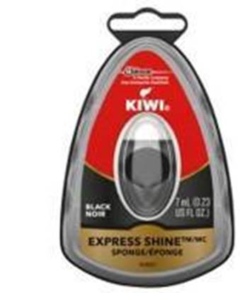 Picture of KIWI Express Sponge Black 7ml*6