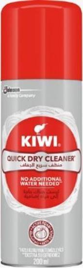 Picture of Kiwi Shoe Polish Foam Cleaner 200ml*6