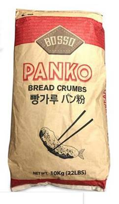Picture of Bread Crumbs Panko- 10KG