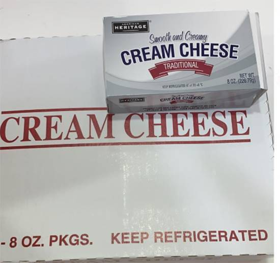 Picture of Heritage Cream Cheese  ( 227GM* 36Piece )