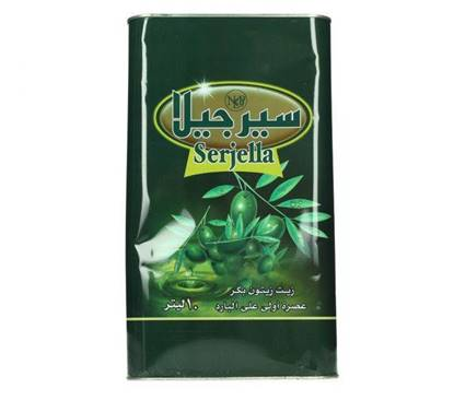 Picture of Serjella Virgin Olive Oil 10ltr