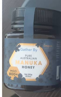 الصورة: مانوكا عسل نحل طبيعي 100% 250جم*12