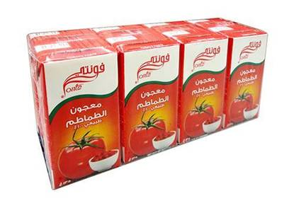 Picture of Fonty TOMATO PASTE 135GM*48