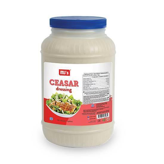 Picture of MJS CAESAR DRESSIN (4*1GALLON)HDPE JAR