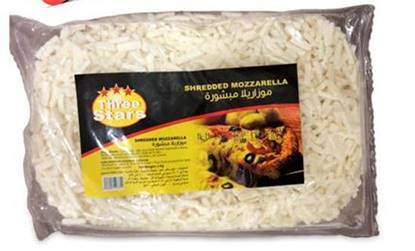 Picture of 3 star Cheese Mozzarella Shredded  ( 6 Pieces * 2000 GM )
