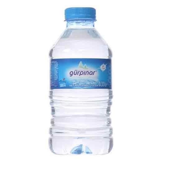 صورة مياه غوربينار بلاستيك 330 مل*12