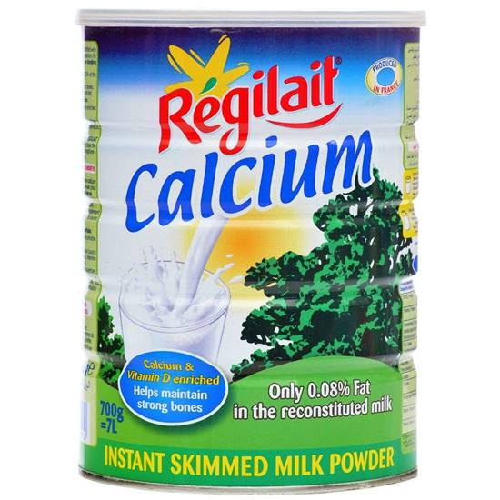 Picture of Regilait Calcium Skimmed Milk Powder 0% Fat 700G *6