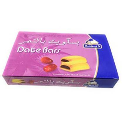 Picture of DEEMAH DATE BARS 150 GMS