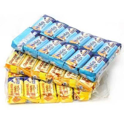 Picture of DEEMAH GLUCOSE +NICE+MILK BISCUITS 40 GMS
