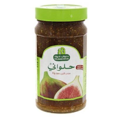 Picture of HALWANI FIG JAM 400 GMS