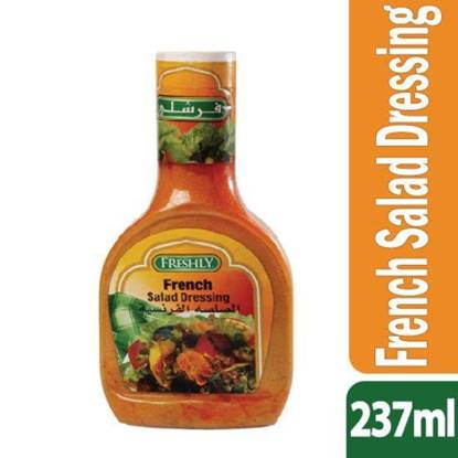 Picture of FRESHLY FRENCH SALAD DRESSING 237 ML