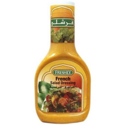 Picture of FRESHLY FRENCH SALAD DRESSING 473 ML