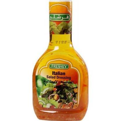Picture of FRESHLY ITALIAN SALAD DRESSING 473 ML
