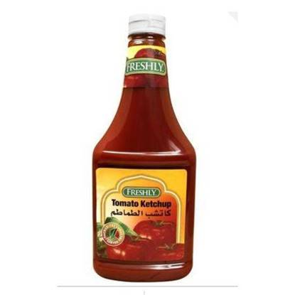 Picture of FRESHLY TOMATO KETCHUP 397 GMS