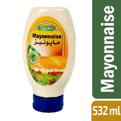 Picture of FRESHLY MAYONNAISE 532 ML