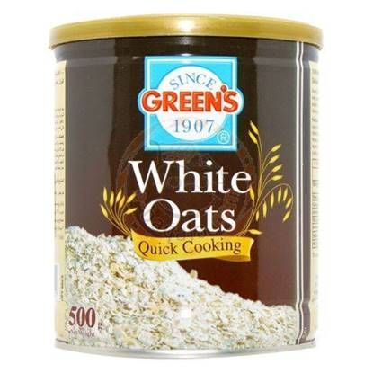 Picture of GREENS OATS POUCH 500 GMS
