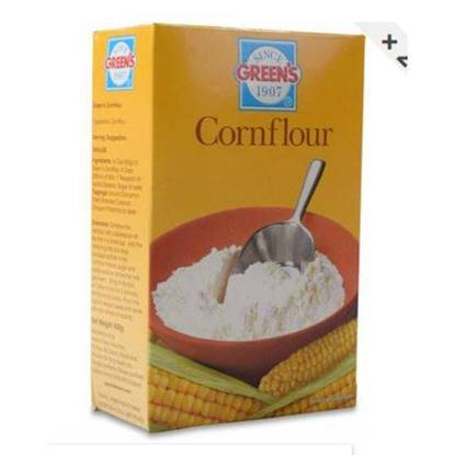 Picture of GREENS CORN FLOUR  400 GMS