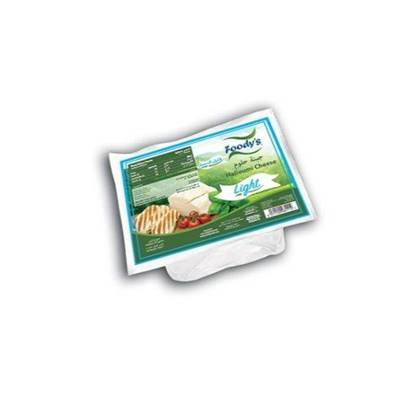 Picture of FOODYS HALLOUMI LIGHT CHEESE 250 GMS