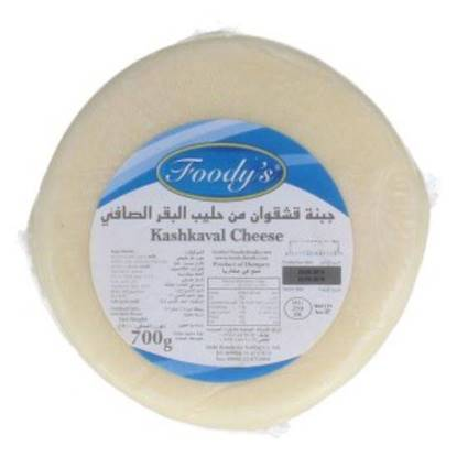 Picture of FOODYS KASKHAVAL CHEESE LIGHT 700 GMS