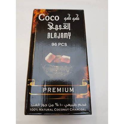 Picture of AJAMY COCONUT CHARCOAL (96PCS)