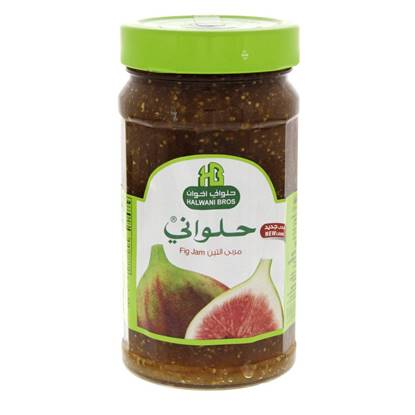 Picture of HALWANI FIG JAM 400 GMS PROMO 2+1 FREE