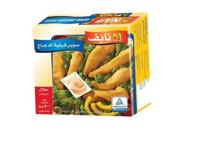 Picture of Naif Frozen Chicken Super Fillet ( 400 GM * 1PACK)