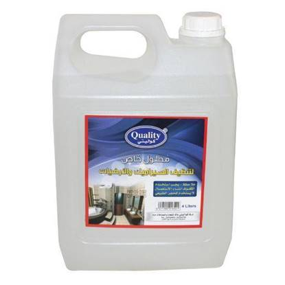 Picture of Quality Pack Ceramic & Floor Cleaner 4ltr