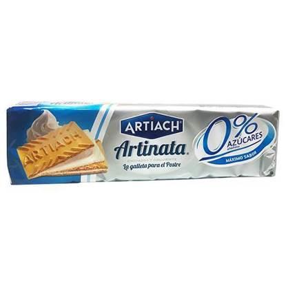 Picture of Cuetara Artinata 0% sugars 12x175g