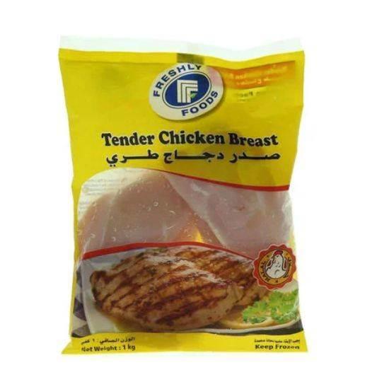 Picture of Tender Chicken Breast Freshly 1kg*10