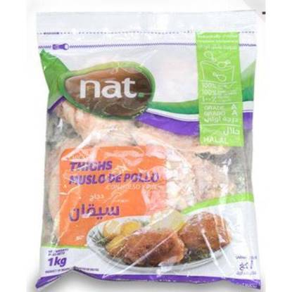 Picture of nat Chicken thighs thick