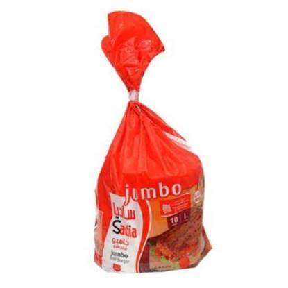 Picture of Sadia Beef Jumbo Burger 1 Kg*6