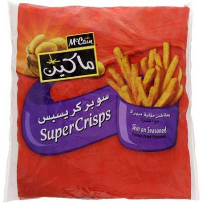 Picture of Mccain Super Crisps 2.270kg×6