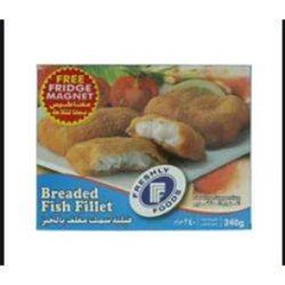 Picture of Breaded Hamour Fillet UAE 400 g