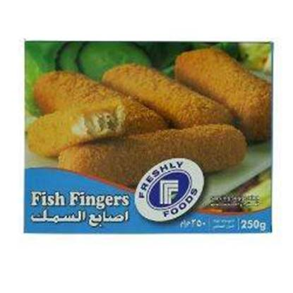 Picture of Fish Finger Breaded Freshly 250 g×20