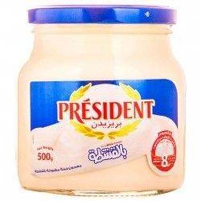 Picture of Cheese President Glass CREAM 500 gm*6
