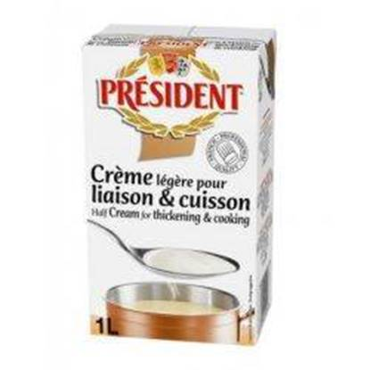 Picture of President Cooking Cream 6*1L