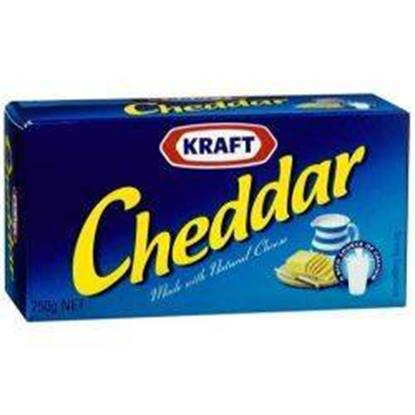 Picture of Cheddar  Kraft  Packets  250g