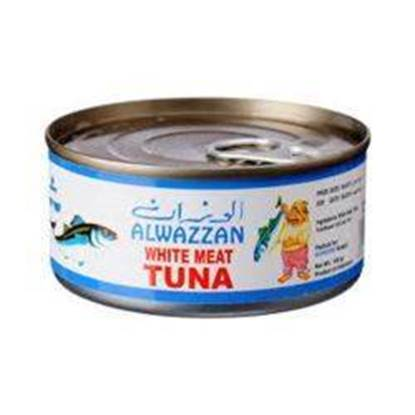 Picture of Al Wazzan WHITE MEAT Tuna 48×160 g