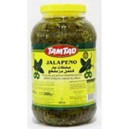 Picture of Tamtad Jalapeno Biber Tursusu  4.8kg×4