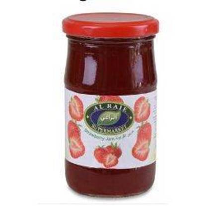 Picture of Al Raie Strawberry Jam 340gm*12