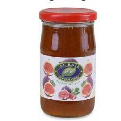 Picture of Al Raie fig Jam 340gm*12