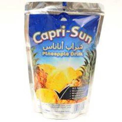 Picture of Capri Sun Pineapple Juice 200 ml*24